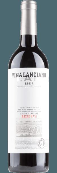 Viña Lanciano Reserva Rioja DOCa 2015 - Bodegas LAN