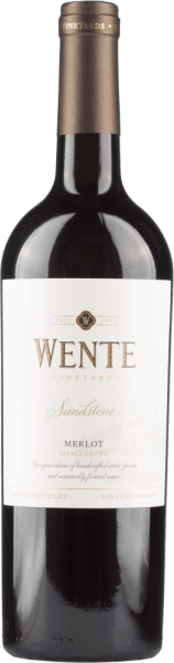 Sandstone Merlot 2018 - Wente Vineyards
