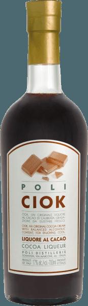 La liqueur de cacaoPoli Ciok de Jacopo Poli est une liqueur de chocolat crémeuse, raffinée avec de la grappa Poli. Un plaisir absolu pour tous les amateurs de chocolat. Dans le verre, cette liqueur se présente dans un fort brun chocolat. Le bouquet intense sent merveilleusement le cacao fin et sombre et les arômes fins et typiques de la Poli Grappa. En bouche, bien sûr, il se poursuit avec un succulent chocolat noir. La texture merveilleusement crémeuse et onctueuse accompagne la longue et persistante finale. Production de la liqueur de cacao Poli Ciok Pour cette liqueur à la crème, Poli utilise du chocolat noir fin, du lait frais et, bien sûr, sa propre grappa pour évoquer cette liqueur délicieusement crémeuse et chocolatée. Recommandation de service pour lePoli Ciok liqueur de cacao Jacopo Poli Cette liqueur de chocolat est idéale pour accompagner les desserts, tels que la glace, le pudding ou le gâteau.