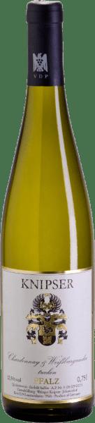 Chardonnay & Weißburgunder 2020 - Knipser