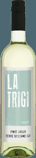 Pinot Grigio Terre Siciliane IGT 2020 - La Trigi
