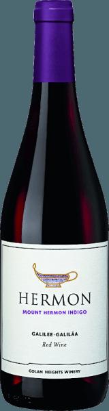 Mount Hermon Indigo 2020 - Golan Heights Winery