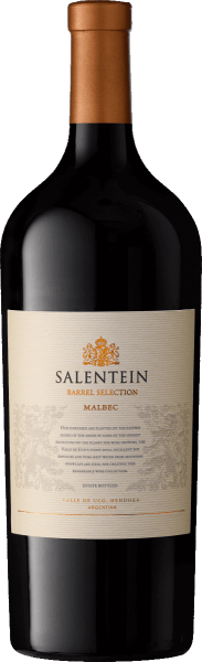 Barrel Selection Malbec 1,5 l Magnum 2018 - Bodegas Salentein
