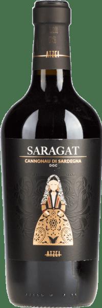 Saragat Cannonau di Sardegna DOC 2020 - Tenuta Atzei