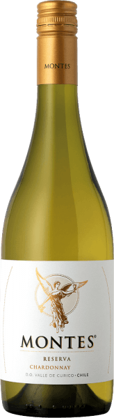 Chardonnay Reserva 2020 - Montes