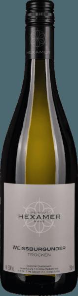 Weißburgunder trocken 2019 - Weingut Hexamer