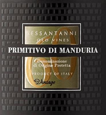 """Le Sessantanni Primitivo di Manduria de la Cantine San Marzanoest l'un des grands vins rouges des Pouilles. Le Sessantanni Primitivo, le vin rouge italien racé, est vinifié à partir des raisins de vignes âgées de plus de 60 ans et inspire par son fruit opulent et ses nuances merveilleusement épicées de cannelle, de cèdre et de vanille. Le Sessantanni Primitivo di Manduria de la Cantine San Marzano est un vin rouge italien d'une intensité inoubliable qui séduit par son corps plein. D'un rouge profond dans le verre, ce vin rouge impressionne par son bouquet multicouche de prunes séchées, de compote de cerises, de tabac léger, d'anis et de baies sauvages mûres. Vinification du Sessantanni Les raisins récoltés à la main pour ce noble vin rouge proviennent de vignes âgées de 60 ans, enracinées dans des sols pauvres et riches en oxyde de fer. Cela explique aussi le nom, car Sessantanni signifie """"à partir de soixante ans"""". Il en résulte, entre autres, un rendement beaucoup plus faible, car ces vieilles vignes noueuses ne produisent qu'environ 3000 kg de raisins par hectare et par an. Ce rendement naturellement réduit permet également une qualité particulièrement élevée des raisins individuels. Le Scirocco, qui souffle depuis l'Afrique du Nord, façonne clairement le climat des vignobles de la Cantine San Marzano, dans le sud de l'Italie. Il apporte un air sec, ce qui rend difficile l'attaque des vignes par les champignons, les insectes et la pourriture, ce qui rend presque possible la culture selon les normes biologiques. 80% du moût est laissé sur les peaux pendant 18 jours sous contrôle de la température. Les 20 % restants pour 25 jours. Cela permet une extraction optimale. Les levures sont indigènes à la cave. Après le soutirage, le Sessantanni est vieilli pendant 12 mois dans des fûts de chêne français et américain. Notes de dégustation/dégustation de la Sessantanni LeSessantanni Primitivo di Manduria de la Cantine San Marzanoest un Primitivo monovariétal qui apparaît d"""