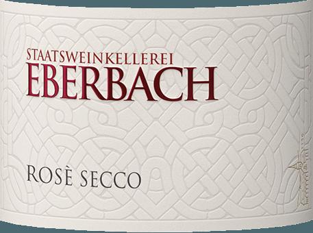 LeRosé Secco d'Eberbach est un Secco léger et simple, issu des cépages Pinot Noir et autres cépages rouges complémentaires. Un rose intense aux reflets scintillants scintille dans le verre de ce vin mousseux. Le bouquet révèle des baies mûres et juteuses - la fraise et la framboise en particulier sont mises en avant. Les arômes du nez sont accompagnés de notes florales de violettes. En bouche, ce Secco est très rafraîchissant avec des fraises mûres sucrées. La finale est accompagnée d'un arrière-goût sucré. Recommandation alimentaire pour le Rosé Secco Eberbach Dégustez ce vin mousseux allemand bien frais en guise d'apéritif de bienvenue. Ou bien servez ce vin mousseux avec des desserts à base de baies fraîches.