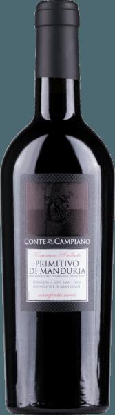 Primitivo di Manduria DOC 2020 - Conte di Campiano