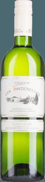 Bergerac Blanc Sec 2019 - Château les Fontenelles