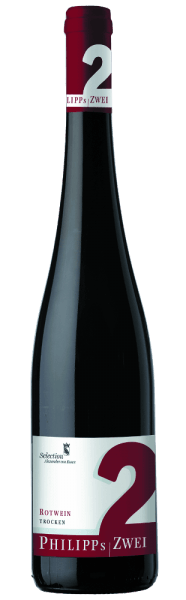 La cuvée complexe de vin rouge Zwei de Phillip Kuhn convainc par son élégance impressionnante. Le vin rouge dégage des arômes intenses de fruits des bois, soutenus par de subtiles notes de chocolat et d'herbes. Un soupçon d'épices de Noël complète l'arôme et le poivre blanc donne un bel effet aha. Les tanins puissants lui donnent le mordant nécessaire et une longue vie. Vinification/fabrication Pendant près de deux ans, ce mélange est vieilli dans des fûts de chêne de deux ans.Comme tous les rouges de Philipp Kuhn, le vin est fermenté sans compromis. Après la récolte manuelle, les tiges des raisins de vin rouge sont séparées et les raisins sont stockés dans la cuve de moût. La fermentation s'y déroule sur une période de 10 jours à 3 semaines. Pendant une période d'environ 20 mois, il est stocké pour le vieillissement dans des fûts de chêne français de deux ans. Suggestion de service/appariement des aliments La Zwei Rotweincuvée de Phillip Kuhn est untrès bon compagnon pour les plats de viande forts. Récompenses/prix des millésimes passés Eichelmann - Étoile montante de l'année 2010Gault Millau - Étoile montante de l'année 2011