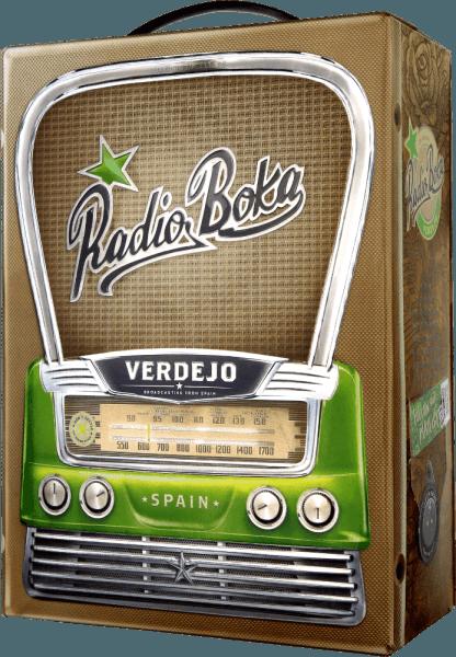 Radio Boka Verdejo DO 3,0 l Bag in Box Weinschlauch - Hammeken Cellars
