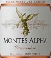 Vorschau: Montes Alpha Carmenère 2018 - Montes