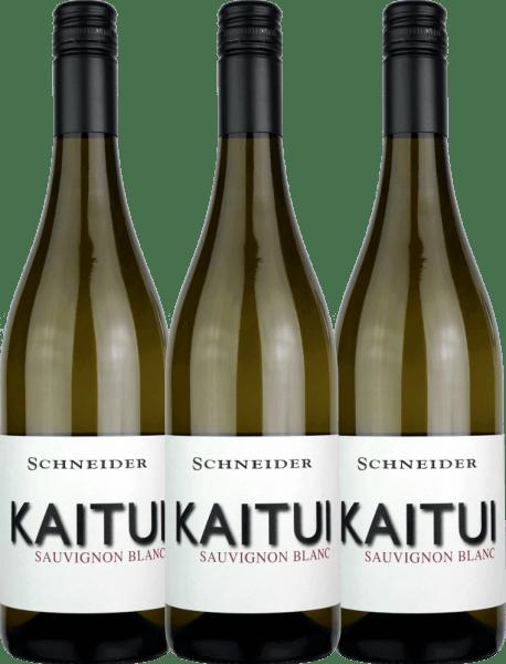 3er Vorteils-Weinpaket - Kaitui Sauvignon Blanc 2019 - Markus Schneider