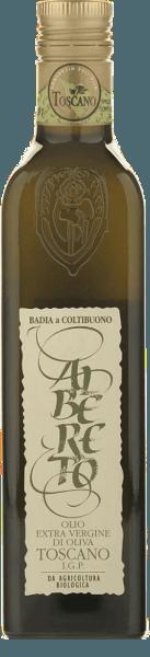 Olio extra vergine di Oliva Toscano IGP Podere Albereto 0,5 l - Badia a Coltibuono