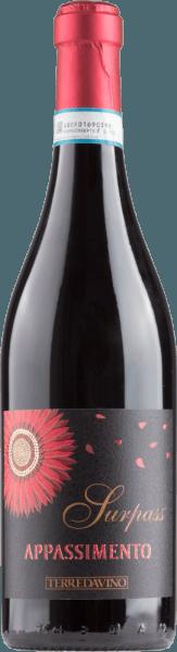 Surpass Appassimento Rosso Piemonte 2017 - Vite Colte
