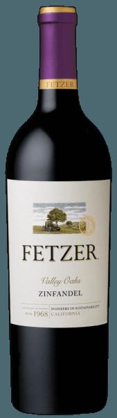 Le Zinfandel Valley Oaks de la cave Fetzerdégage d'élégants arômes de fruits rouges, tels que les framboises, les canneberges et les fraises. Elles sont soutenues par de fins arômes de noix et de poivre noir. En bouche, ce rouge de Californie est corsé, dense et puissant, avec des tanins veloutés et une finale épicée. Recommandation alimentaire pour les chênes de la vallée de Zinfandel Dégustez ce vin rouge sec avec des viandes et du gibier braisés, de la volaille rôtie ou des fromages affinés.