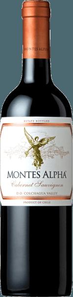 Montes Alpha Cabernet Sauvignon 1,5 l Magnum 2018 - Montes