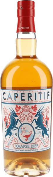 Caperitif Kaapse Dief Swartland Vermouth 0,75 l - A.A. Badenhorst
