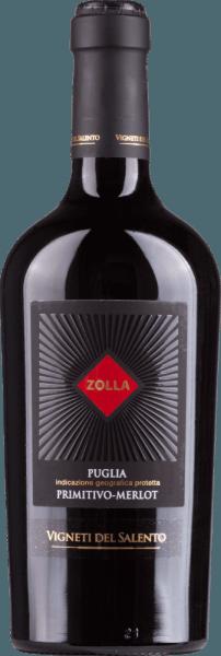 Zolla Puglia Primitivo Merlot  2018 - Vigneti del Salento