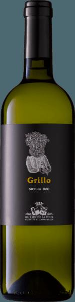 Grillo Sicilia DOC 2019 - Sallier de la Tour