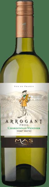 Ribet White Chardonnay Viognier 2020 - Arrogant Frog