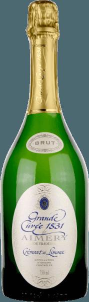 Aimery Grande Cuvée 1531 Crémant Brut - Sieur d'Arques